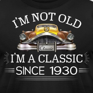 Classic since 1930 T-Shirts - Men's T-Shirt by American Apparel