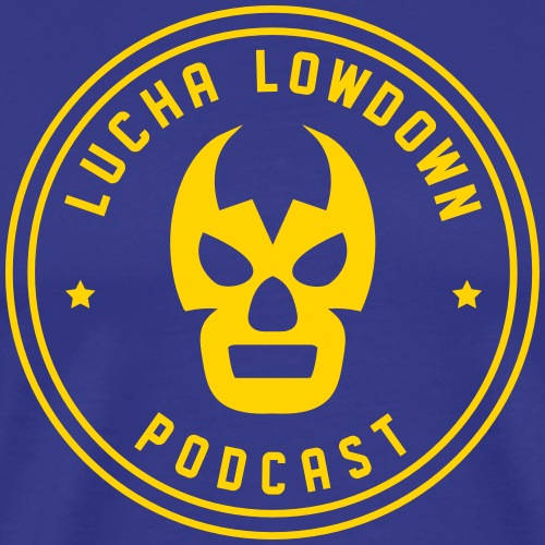 Lucha Lowdown Rojo