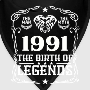 Legends 1991 Caps - Bandana