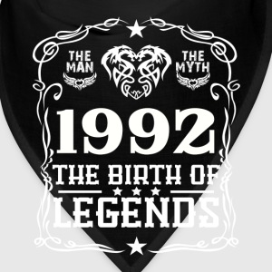 Legends 1992 Caps - Bandana