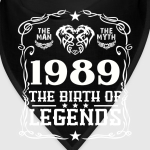 Legends 1989 Caps - Bandana