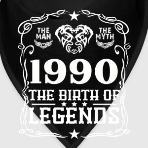 Legends 1990 Caps - Bandana