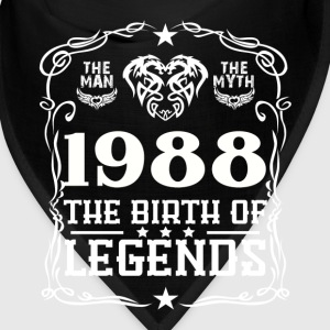 Legends 1988 Caps - Bandana