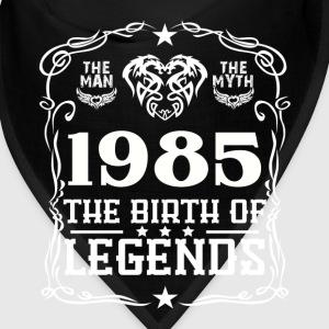 Legends 1985 Caps - Bandana