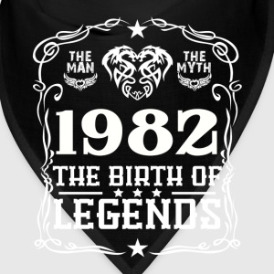 Legend 1982 Caps - Bandana