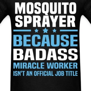 Mosquito Sprayer Tshirt - Men's T-Shirt