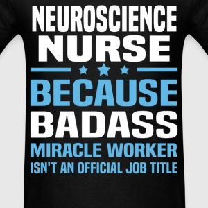 Neuroscience Nurse Tshirt - Men's T-Shirt