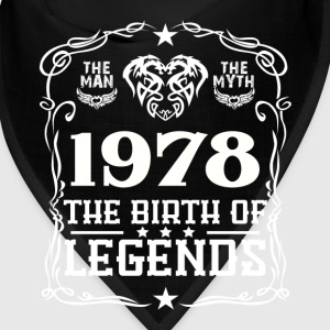 Legends 1978 Caps - Bandana