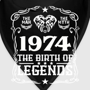 Legends 1974 Caps - Bandana