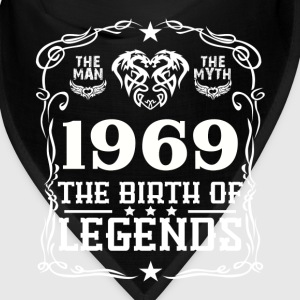 Legends 1969 Caps - Bandana