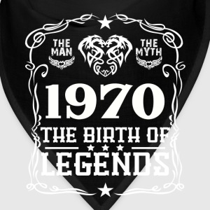 Legends 1970 Caps - Bandana
