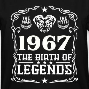Legends 1967 T-Shirts - Men's Tall T-Shirt