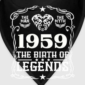 Legends 1959 Caps - Bandana