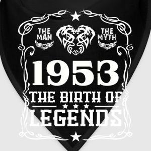Legends 1953 Caps - Bandana