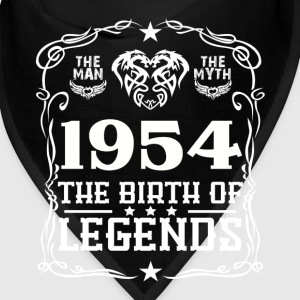 Legends 1954 Caps - Bandana