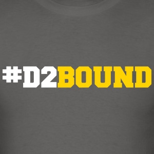 #D2bound t-shirt - Men's T-Shirt