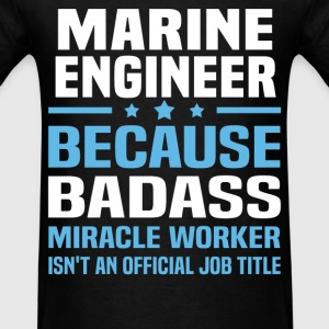Marine Engineer Tshirt - Men's T-Shirt