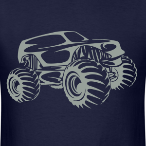 Monster Truck Abstract