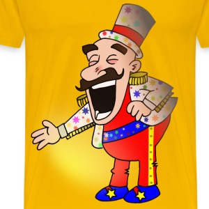 Circus chef - Men's Premium T-Shirt