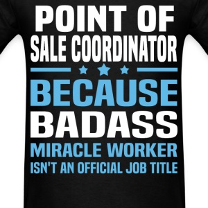 Point of Sale Coordinator Tshirt - Men's T-Shirt