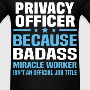 Privacy Officer Tshirt - Men's T-Shirt