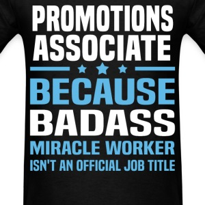 Promotions Associate Tshirt - Men's T-Shirt
