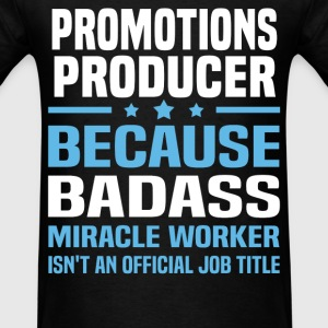 Promotions Producer Tshirt - Men's T-Shirt