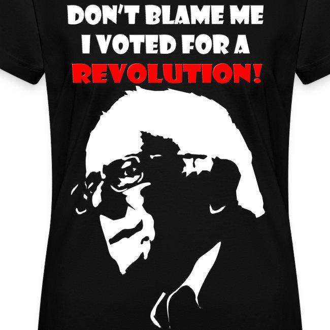 Women's Bernie V-Neck