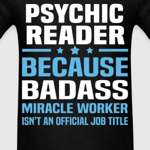Psychic Reader Tshirt - Men's T-Shirt