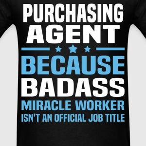 Purchasing Agent Tshirt - Men's T-Shirt