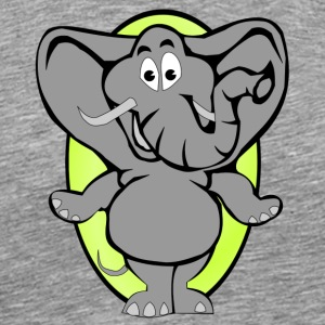 elephant circus - Men's Premium T-Shirt