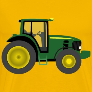 Farm tractor - Men's Premium T-Shirt