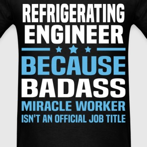 Refrigerating Engineer Tshirt - Men's T-Shirt