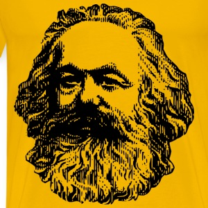 Karl Marx - Men's Premium T-Shirt