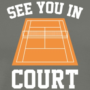 See You In Court - Men's Premium T-Shirt