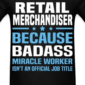 Retail Merchandiser Tshirt - Men's T-Shirt