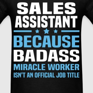 Sales Assistant Tshirt - Men's T-Shirt