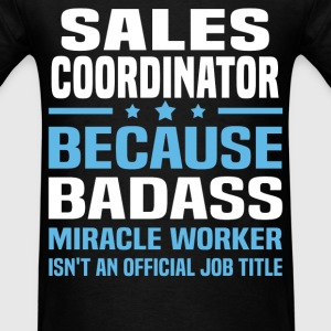 Sales Coordinator Tshirt - Men's T-Shirt
