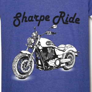 Sharpe Ride - Vintage Sport T-Shirt