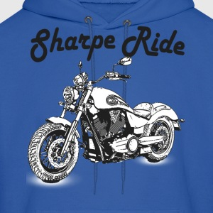 Sharpe Ride - Men's Hoodie