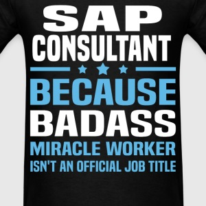 SAP Consultant Tshirt - Men's T-Shirt