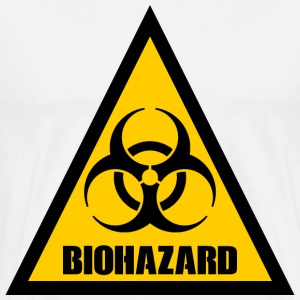biohazard  2 - Men's Premium T-Shirt