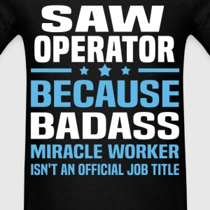 Sawmill Worker Tshirt - Men's T-Shirt