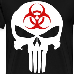 biohazard punisher 1 - Men's Premium T-Shirt