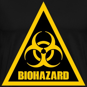 biohazard  1 - Men's Premium T-Shirt
