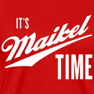 It's Maikel Time T-Shirts - Men's Premium T-Shirt