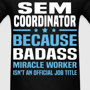 SEM Manager Tshirt - Men's T-Shirt