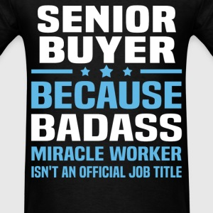 Senior Caregiver Tshirt - Men's T-Shirt