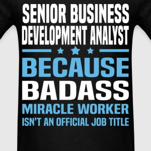 Senior Business Development Manager Tshirt - Men's T-Shirt