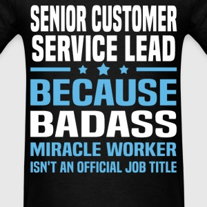 Senior Customer Service Representative Tshirt - Men's T-Shirt
